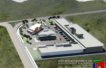 Proposed Project, Touissant, St. Lucia